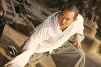 The Forbidden Kingdom Jet Li