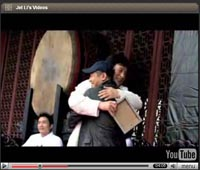Jet Li and Jackie Chan - The One-Foundation