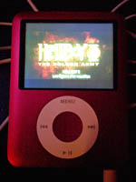 hell boy sur ipod (podcast)