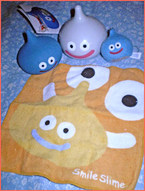 slimes goodies Dragon Quest