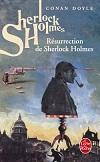 Résurrection de Sherlock Holmes (livre)