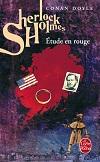 Sherlock Holmes - Une étude en rouge (livre)