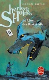 Sherlock Holmes- le chien des Baskerville  (livre)