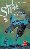Sherlock Holmes- le chien des Baskerville  (livre)