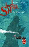 Sherlock Holmes - le signe des 4 (livre)
