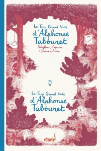 le_trop_grand_vide_d_alphonse_tabouret_cover